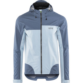 GORE WEAR C5 Gore-Tex Active Trail Jakke Herrer blå